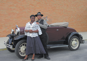 Featured in the musical is a 1931 Ford Model T car perfectly restored by Ken Jackson of Waynedale.‑ Call for tickets at 425-7510 ext. 169 and ask for Don Goss or Kirby Volz.‑ Tickets will also be available at the door on performance dates of June 25 and 26 at Elmhurst High School.