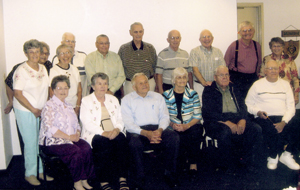 OSSIAN HIGH SCHOOL CLASS OF 1951