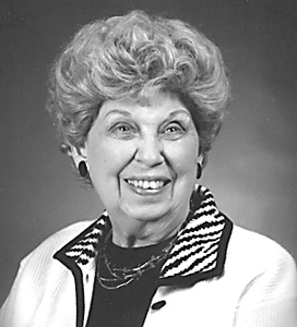 RUTH E. HARSCH, 94,