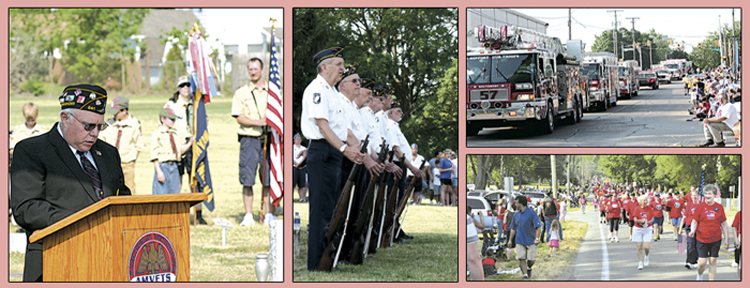 WAYNEDALE MEMORIAL DAY PARADE