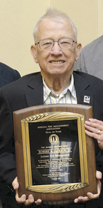 BOB JACKSON INDUCTED INTO HALL OF FAME