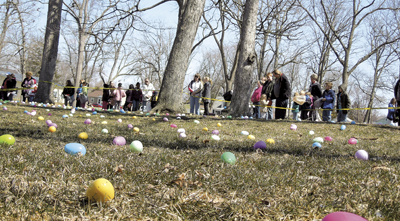 Waynedale Easter Egg Hunt A success