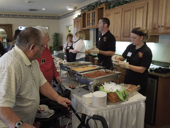 TASTE OF WAYNEDALE RAISES $7,500