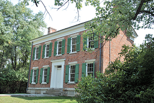 Chief Richardville House - BLuffton Road