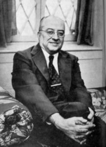 Dr. Harry M. Tiebout, Psychiatrist