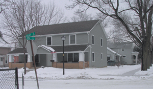 The newest house, #6, was completed in November 2004.