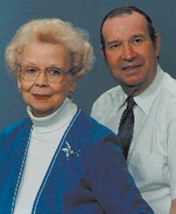 Robert Wayne and Tymme Sue Hamilton