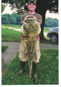 Monster Fish Caught