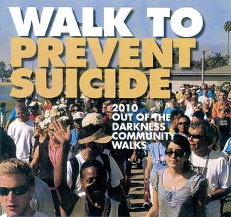 Walk to prevent Suicide 2010
