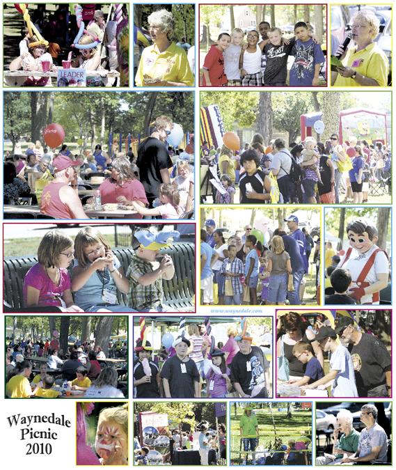 Waynedale Picnic 2010