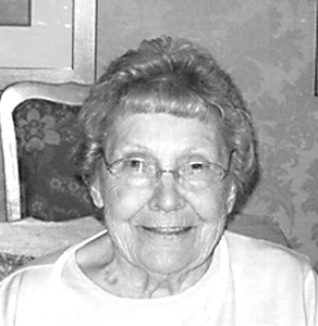 MINNIE V. (BRADBURY) SHUMAKER, 92