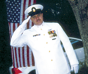 Charles Todd Stanger, formerly of Waynedale, recently retired after serving 23 years of active duty in the U.S. Navy.
