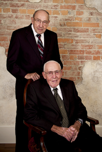 HAPPY 90TH BIRTHDAYS TO DONALD & DAROLD BORNE