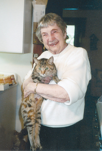 Irene  Stark McMague Sept. 9, 1916 - March 24, 2010