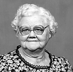 ESTHER ANNA DETTMER, 91