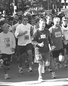 THE 13th ANNUAL RIVER CITY RAT RACE, 10K AND 5K RUN SCHEDULED
