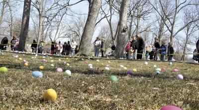 Waynedale Easter Egg Hunt A success