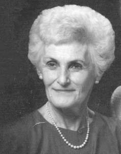 MARTHA FREYGANG, 83