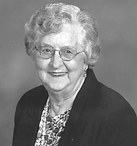 MARY ETTA SNYDER, 91
