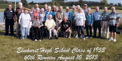Elmhurst 60th Class Reunion