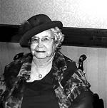 ERMA JANET HORINE, 92,
