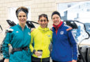 OLYMPIC MARATHONER TAGS FORT WAYNE RUNNERS AS FRIENDLIEST