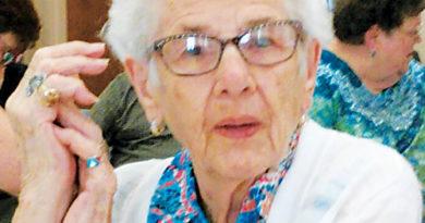 HAPPY 100TH BIRTHDAY BETTY JANE OSBORNE!