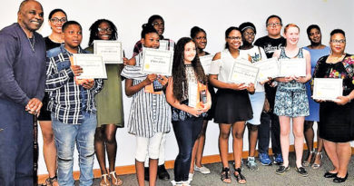 2018 SCHOLARSHIP WINNERS – Voice Of The Township