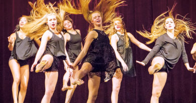 ART MOVES: A NIGHT TO SUPPORT FORT WAYNE DANCE COLLECTIVE