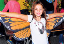 BUTTERFLIES HIGHLIGHTED AT MONARCH FESTIVAL