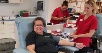 BLOOD SHORTAGE CONTINUES AS THOUSANDS ANSWER THE CALL TO GIVE