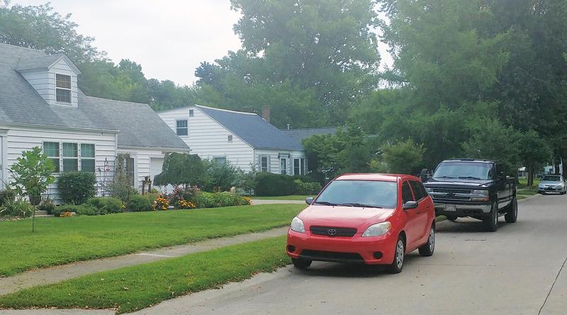 NEIGHBORHOODS COMBATING CAR BREAK-INS