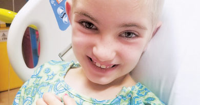 BLOOD DRIVE IN HONOR OF THIRD GRADER, LAYLA