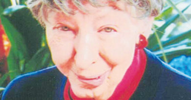 NORMA M. FISHER, 90