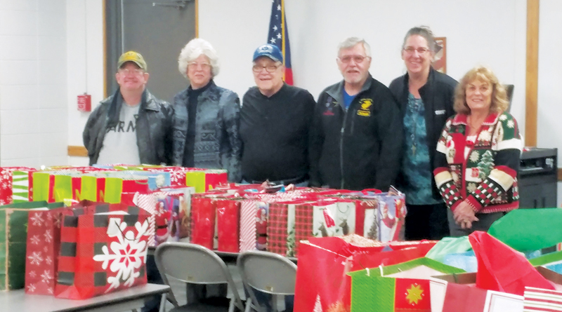 COMMUNITY MEMBERS & BUSINESSES HELP HOMELESS VETS