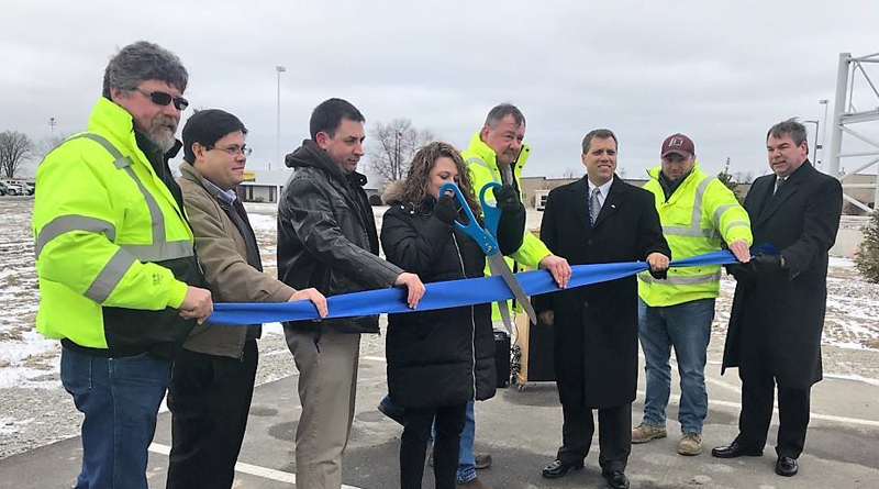 FWA COMPLETES CONSTRUCTION  ON NEW TERMINAL ROAD