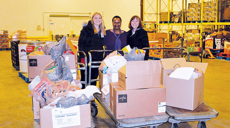 IN LOW SUPPLY, COMMUNITY HARVEST SEEKS DONATIONS