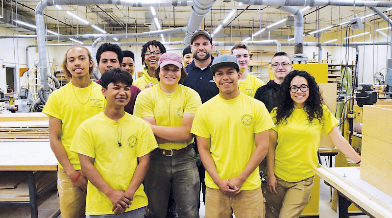 Christopher Roberts, Construction Trades Instructor