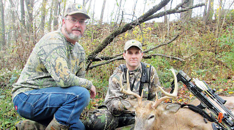 WANTED: HUNTERS TO HELP HUNGRY HOOSIERS