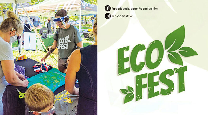 SUSTAINABILITY MADE ACCESSIBLE TO ALL AT ECO FEST FORT WAYNE