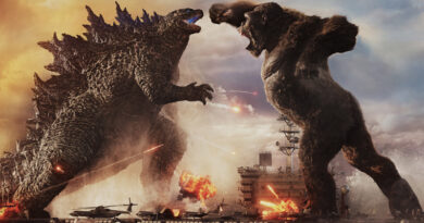 GODZILLA VS KING KONG IS A TITANIC FLOP – At The Movies With Kasey