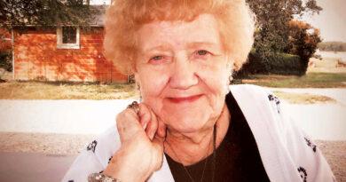 """Patricia """"Patt"""" Virginia Proegler, 94"""