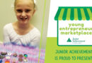 YOUNG ENTREPRENEURS OPEN FOR BUSINESS AT JA MARKETPLACE