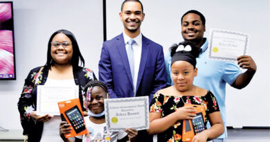 NINTH ANNUAL SCHOLARSHIPS – Voice Of The Township